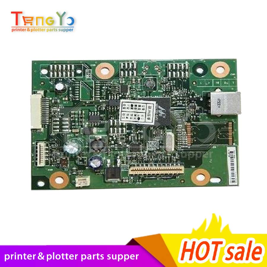 Free shipping original CE831-60001 for HP LaserJet Pro M1130 M1132 M1136 Formatter Board logic Main Board printer parts on sale free shipping original new formatter board for hp m1212nf 1213 1216nf 1213nf ce832 60001 good quality printer part on sale