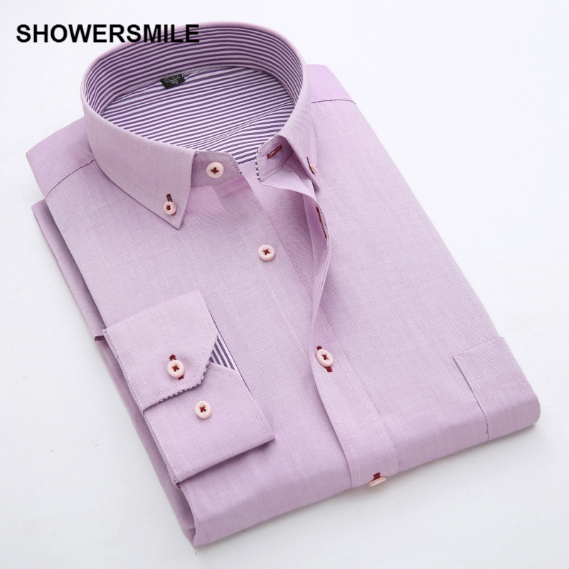 Online Get Cheap Purple Dress Shirts Men -Aliexpress.com | Alibaba ...