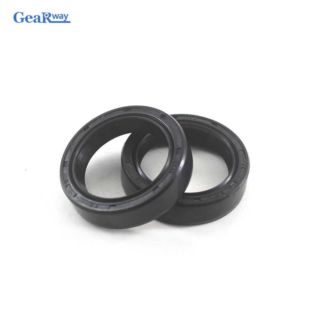 //Carbon Steel Oil Seal TC Type 1.772 x 2.165 x 0.276 TCM 45X55X7TC-BX NBR Buna Rubber