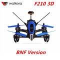 Walkera F210 3D Edición Versión BNF sin Mando a distancia F210 3D de Carreras de RC Drone quadcopter con OSD/700TVL Cámara