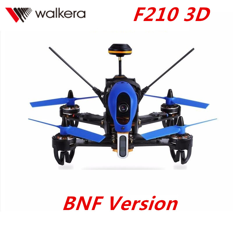 Walkera F210 3D Edition BNF Version without Remote Controller RC Racing Drone quadcopter with OSD / 700TVL Camera walkera f210 rc helicopter quadcopter spare parts f210 z 31 hd mini camera 700tvl