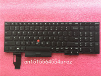 New Original laptop Lenovo ThinkPad E580 L580 no Backlit Keyboard with Trackpoint US English 01YP560