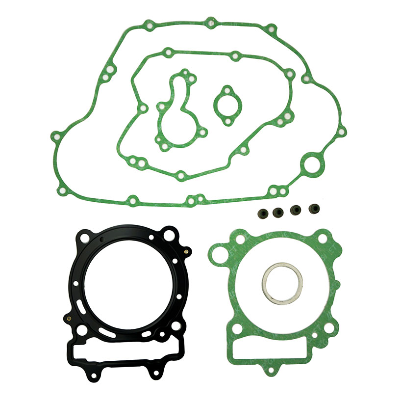 For kawasaki KX450F 2009 2010 2011 2012 2013 KX 450F 450 F Motorbike engine gasket include crankcase covers cylinder gasket set-in Engine Cooling & Accessories from Automobiles & Motorcycles    1