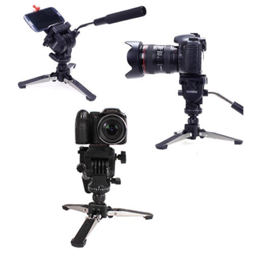 Canon Nikon DSLR Kamera için Yunteng 288 Pro Fotoğraf Monopod - Kamera ve Fotoğraf - Fotoğraf 3