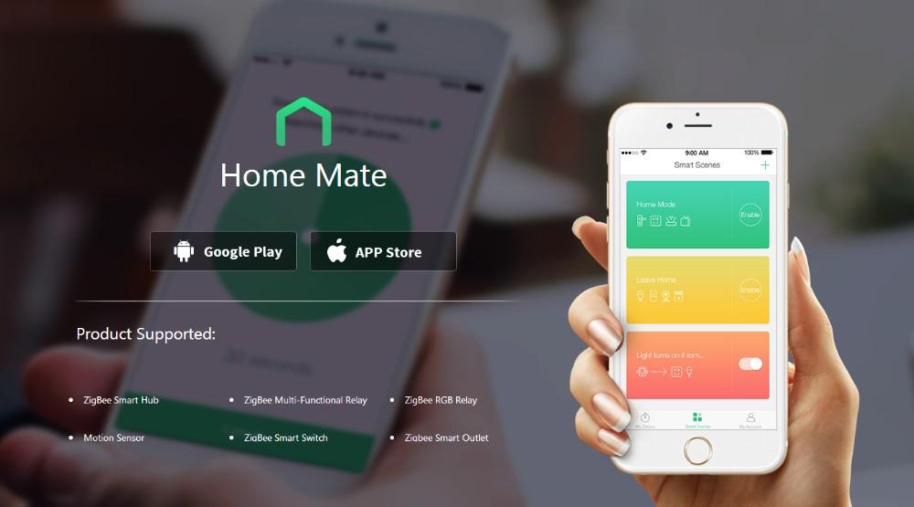 HTB1.BuYOpXXXXbRXXXXq6xXFXXXe - 5pcs Alexa & Google Home Orvibo XiaoFang Smart Home Automation MagicCube WiFi IR Remote control by iOS Android