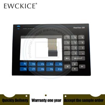 NEW Panelview 550 2711-B5A8 2711-B5A8L1 HMI PLC Membrane Switch keypad keyboard new panelview 600 2711 k6c1 2711 k6c3 2711 b6c1 2711 b6c1l1 hmi plc touch screen panel membrane touchscreen