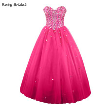 Buy ruby red prom dress and get free shipping on AliExpress.com 5bc55f347d8d