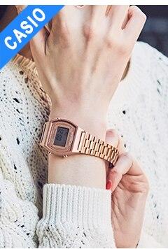 top marca de luxo relógio de quartzo