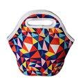 Толстый неопрена ланч для детей lancheira bolsa де franja тепловой мешок lunchbox bolsa termica сумки изоляции