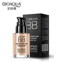 BIOAQUA Brand BB Cream Base Makeup 30ml Face Liquid Foundation Concealer Moisturizing Whitening Oil-control Waterproof Cosmetic