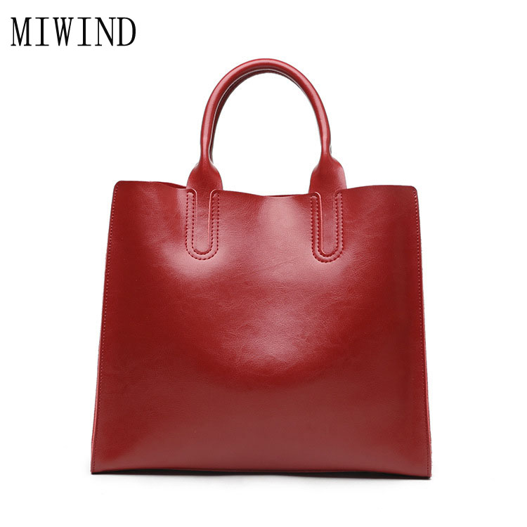Fashion 100% Genuine Leather Women Shoulder Bag Brand Designer high quality Real Leather Bag elegant handbag Crossbody Bags THC9 safebet 2018 fashion shoulder bag high quality designer luxury women 100% genuine leather genuine leather waterproof handbag