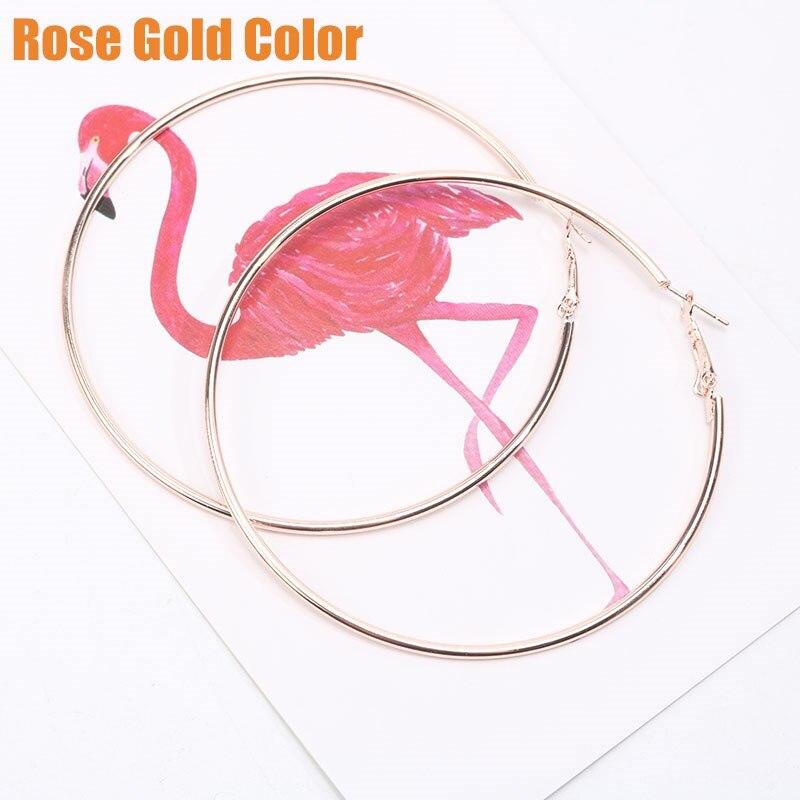 Rosegold ombligo con remolque alas de acero inoxidable de alta calidad