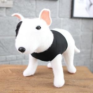 Image 3 - באיכות גבוהה סימולציה כלב בפלאש צעצוע צ יוואווה בולדוג שר פיי כלב ילדים תינוק יום הולדת הווה רך ממולא בפלאש צעצוע