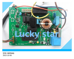 for Air conditioning computer board circuit board YK-W09A6 good working