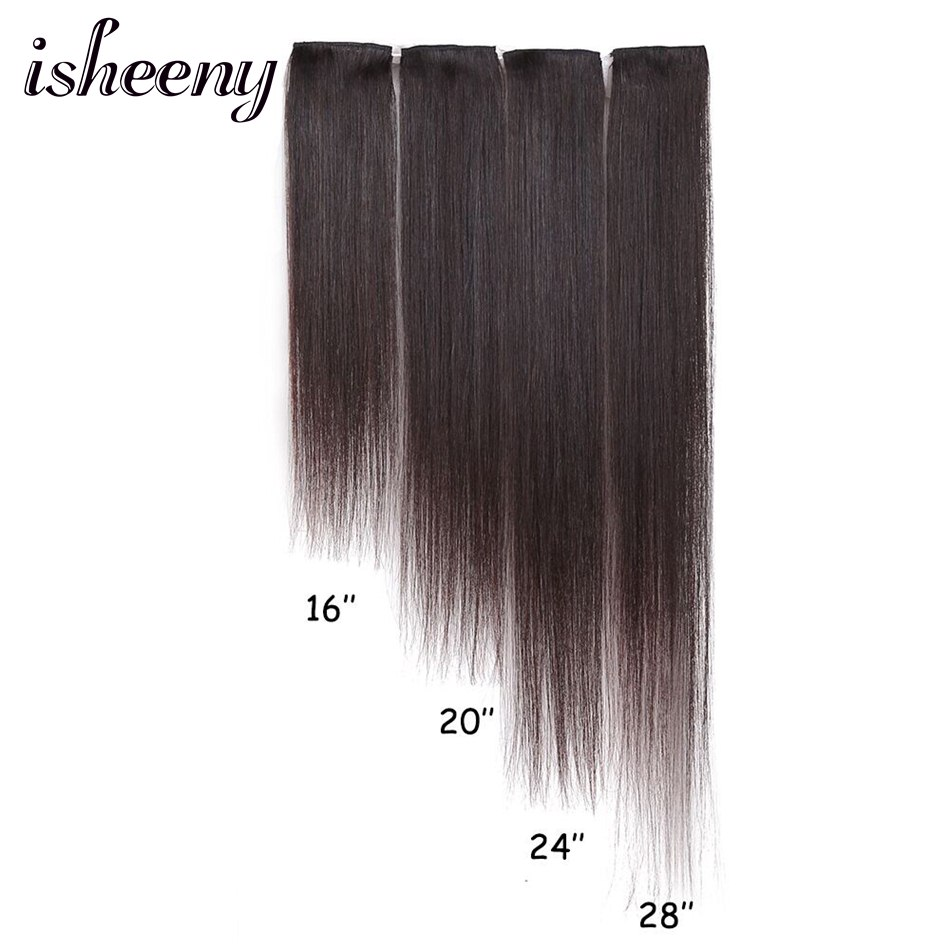 clip hair pieces (4)