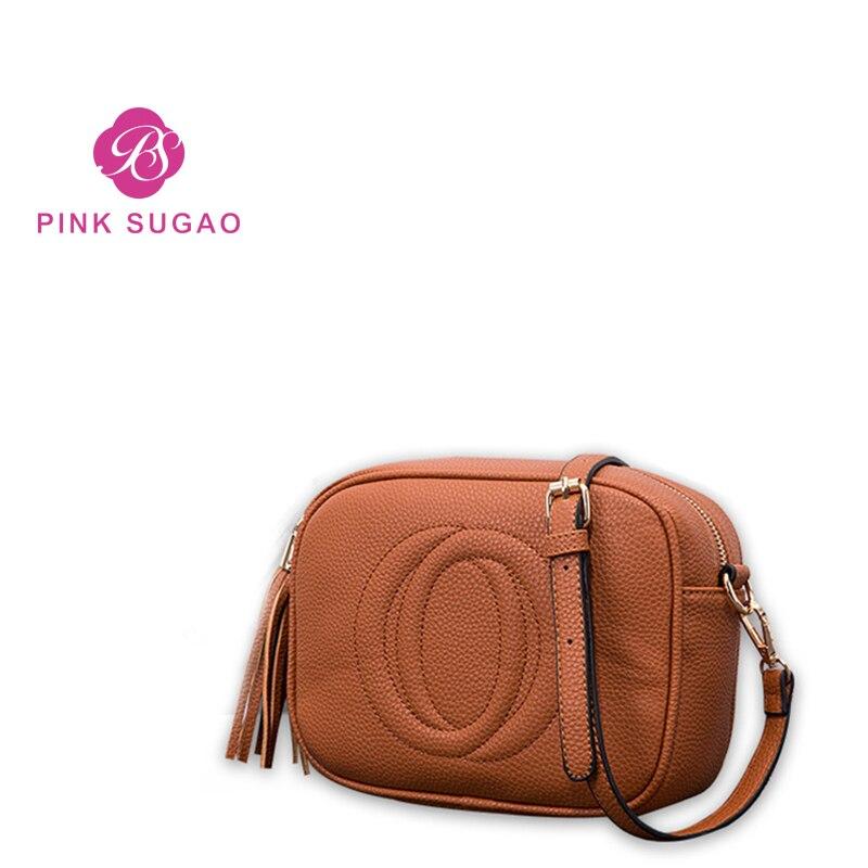 Pink Sugao Luxury Handbags Women Bags Designer Girls Purses And Handbags Crossbody Bags For Women Beach Bag 2019 Famous Brand