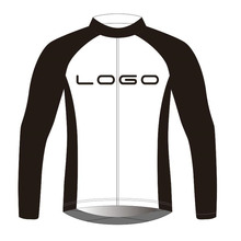 Custom winter thermal fleece Ropa Ciclismo Long Sleeve Cycling Jersey And Customize any color team Bike Clothing