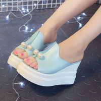 2017 Shoes Women Summer Sandals Pure Color Fish Mouth Sandals Fashion Leisure Joker Trifle Ladies Footwear