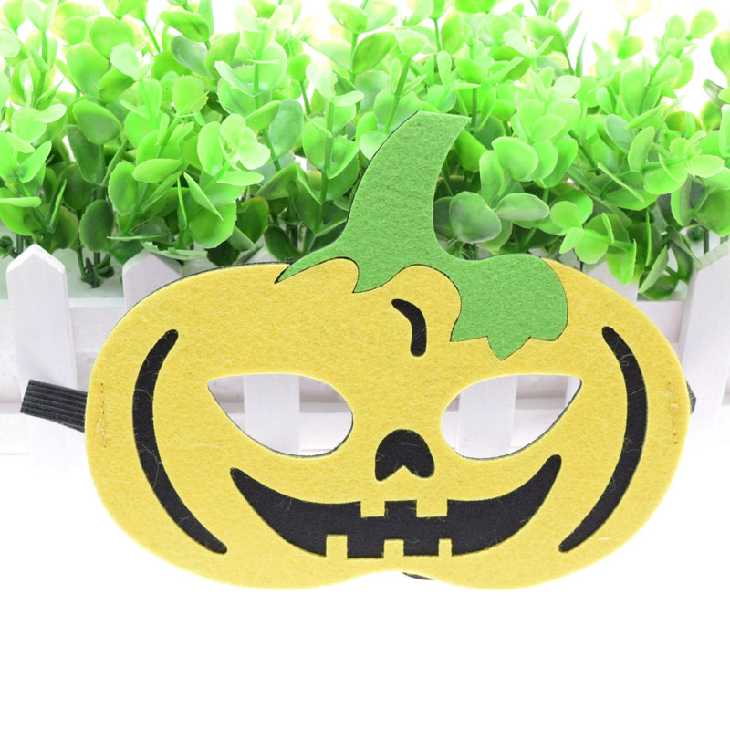 Mask Pumpkin Super Hero Glasses Mask Kids Baby Boy Girl Costume Star Wars Halloween Xmas Avengers Masquerade Eye Mask Cosplay in Party Masks from Home Garden