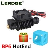 LERDGE 3D-принтеры BP6 Hotend комплект j-глава компоненты экструдера 0,4 мм 1,75 мм Насадка высокая температура и низкая температура заменить V6 аксессуары