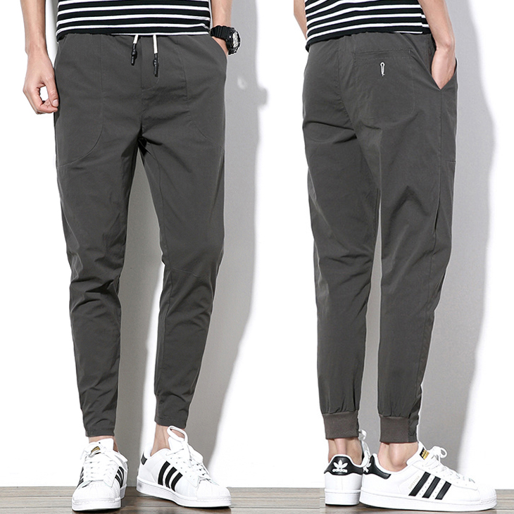 Casual Mens Sweatpants Skinny Men's Jogger Pant 1