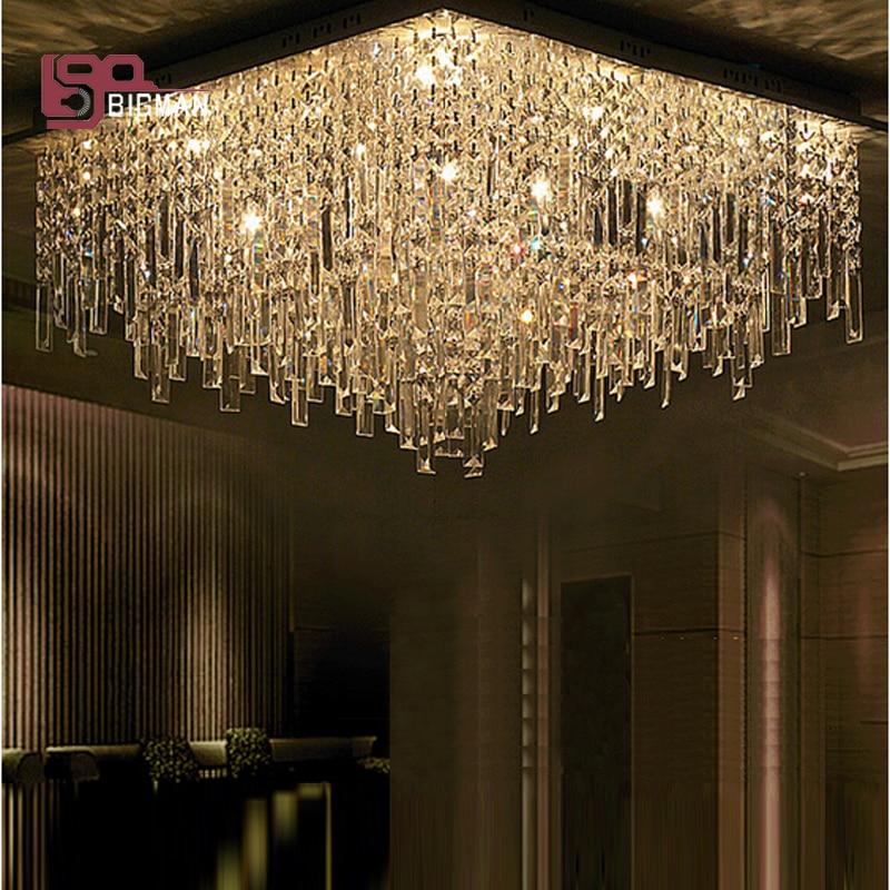 Foyer Light Switch: Aliexpress.com : Buy New Flush Mount Modern Chandelier