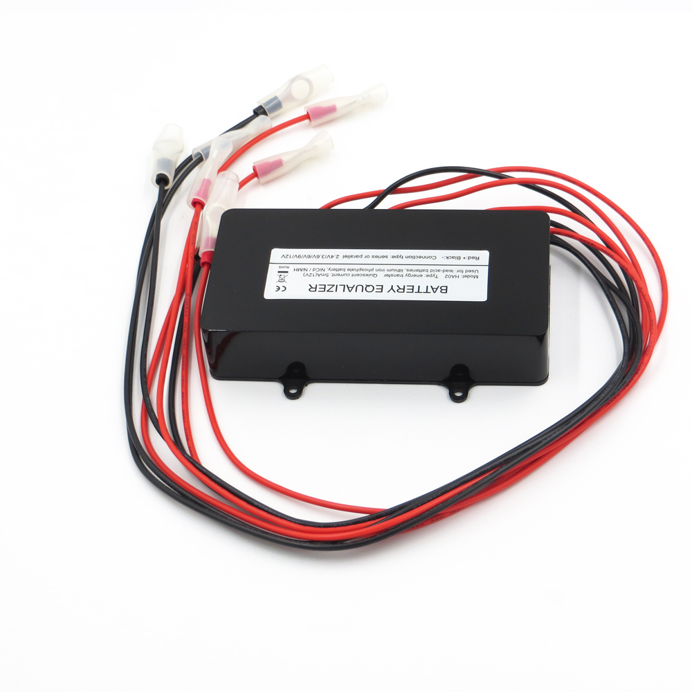 60v 72v 84v Battery Equalizer Used For Lead Acid Batteris Balancer Solar Panels Junction Box Wiring Diagram Wire Manual