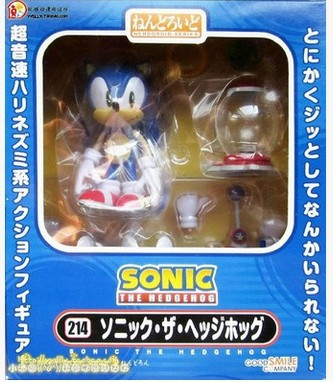 NEW hot 10cm Q version Sonic the Hedgehog mobile action figure toys collection christmas toy doll new hot 17cm avengers thor action figure toys collection christmas gift doll with box j h a c g