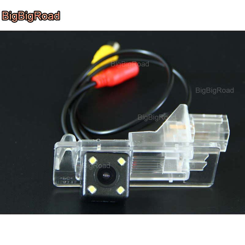 For Renault Fluence//Clio 4 2014 2015 Car Night Vision Backup Rear View Camera