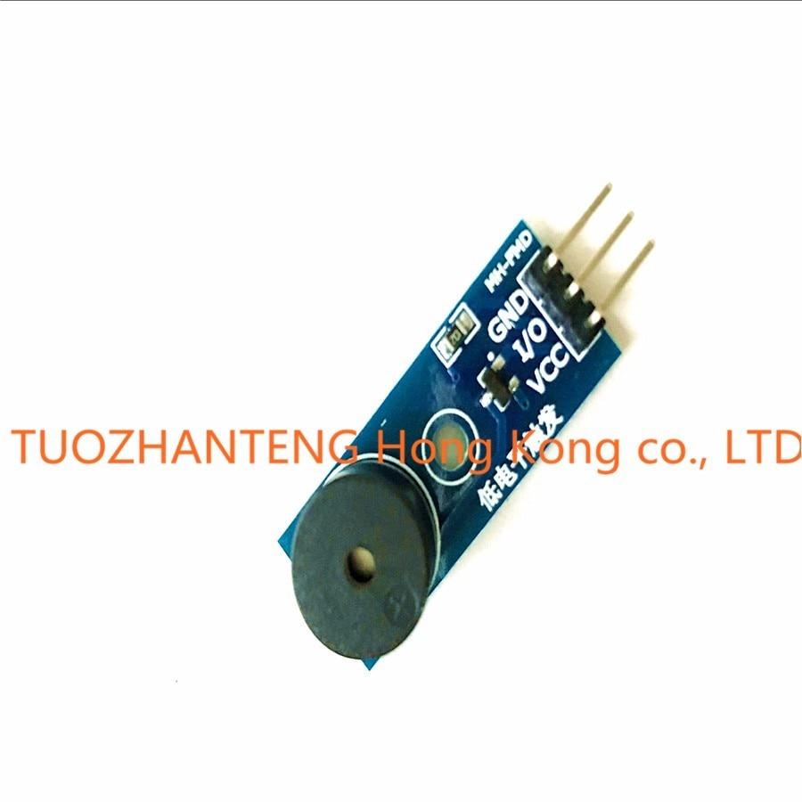 10pcs High Quality Passive Buzzer Module for font b Arduino b font raspberry pi pressure Capacitance