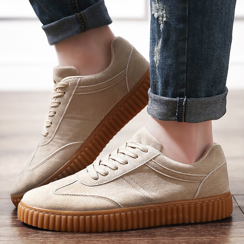 KUYUPP Men Casual Shoes quality creepers suede shoes size 39-44 luxury men shoes flats chaussure femme 2017 spring autumn Y171 (32)