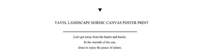 Landscape Canvas Poster Nordic Decoration Bus Ocean Beach Wall Art Print Painting Decorative Picture Scandinavian Home Decor