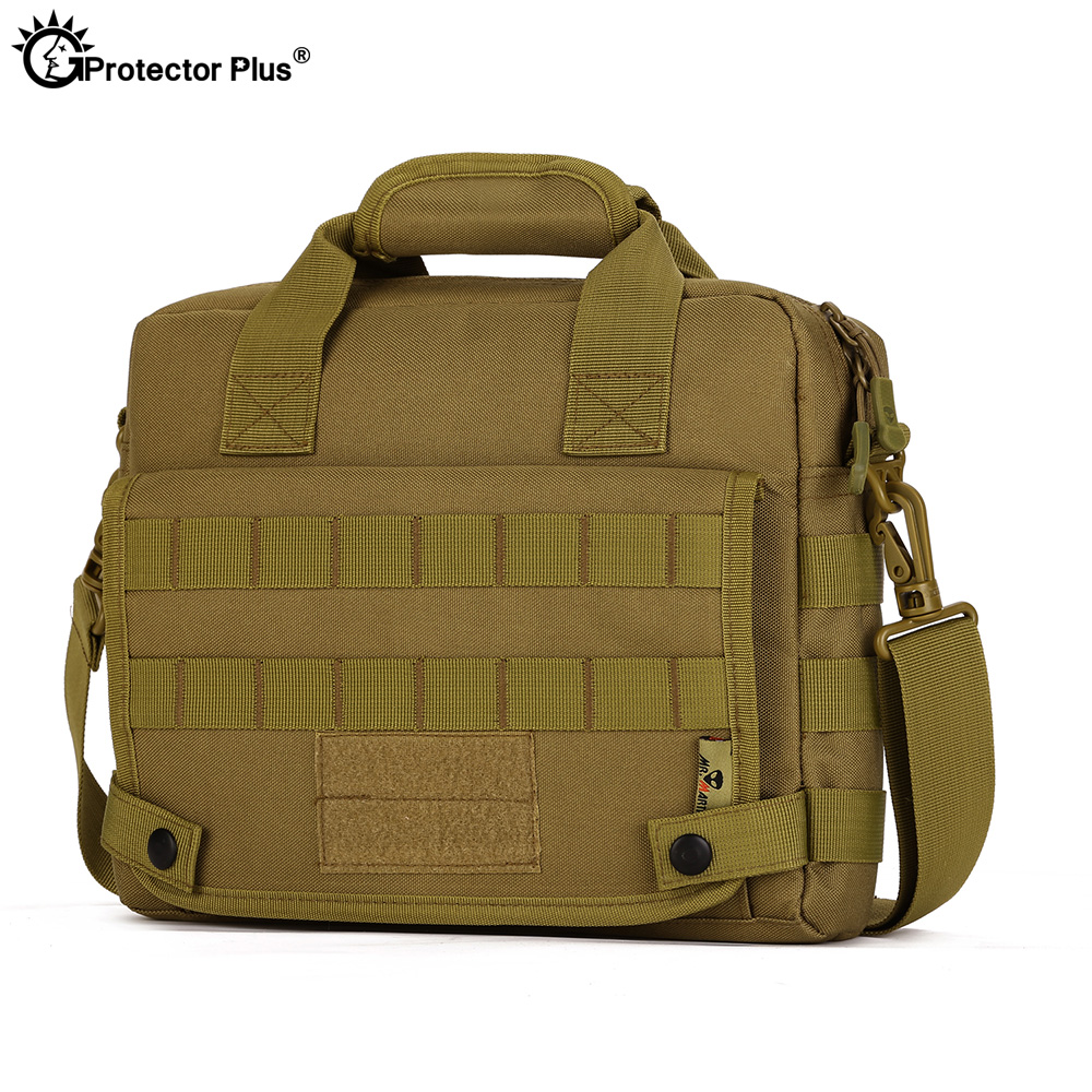 Tactical Military Camouflage Handbag 10 Inches IPad 4 Waterproof Nylon Shoulder Fishing Crossbody Sports Army Bag Messenger Bags