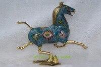 Высокое качество декоративные украшения перегородчатая украшения Верховая езда chebi
