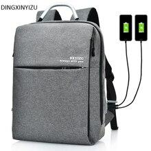 DINGXINYIZU Multifunktions Männer Laptop Rucksäcke Für Teenager Mode Frauen Schultaschen Lässig Reise Rucksäcke diebstahl Mochila
