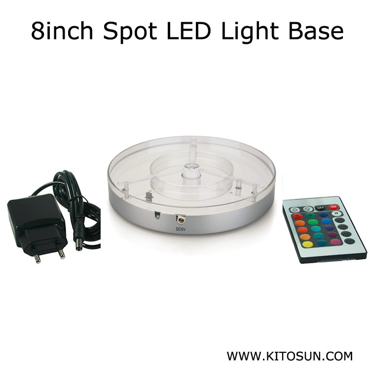 8inch spot led light