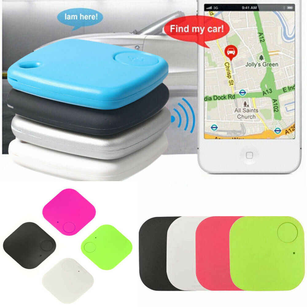 Motor do carro Companheiro de Telha Alexa Rastreador GPS Bluetooth Key Finder Locator Para iPhone Android Google