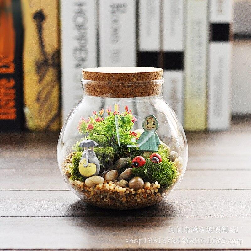 achetez en gros vase en verre couvercle en ligne des. Black Bedroom Furniture Sets. Home Design Ideas