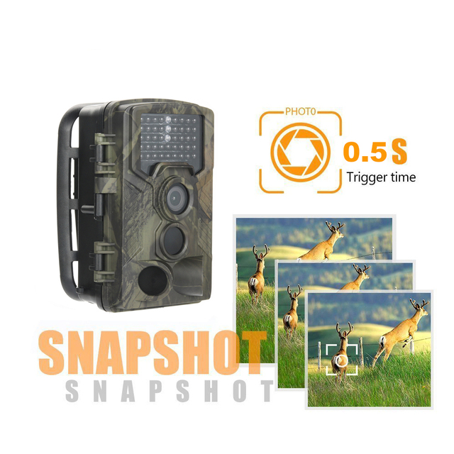 Suntekcam IP65 HC800M Hunting Camera  SMS GSM 16MP 1080P Infrared Night Vision Wildlife Hunting Trail Camera MMS Scouting Device