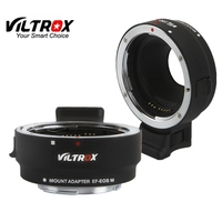 Viltrox EF EOSM Electronic Auto Focus For Canon EOS EF EF S Lens To EOS M