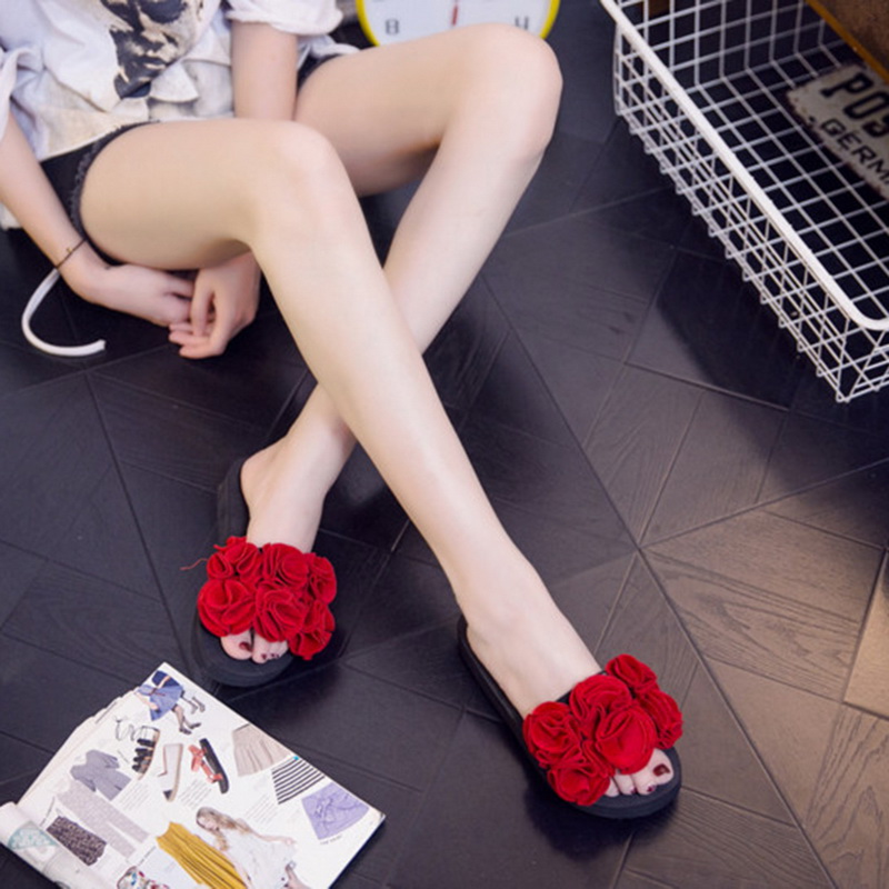 Women Summer Sandals Slipper Indoor Outdoor Beach Shoes Ladies Shoes And Sandals Luxury Shoes Women Designers Size