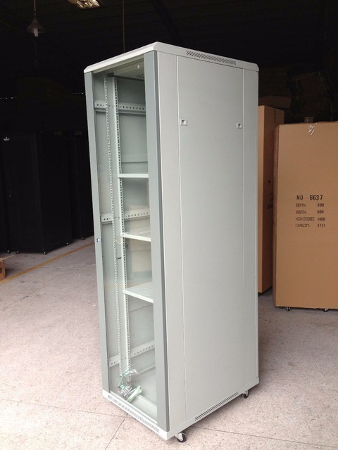 A 028 DIY Mining Case/Chassis Cabinet Server Rack Data Network