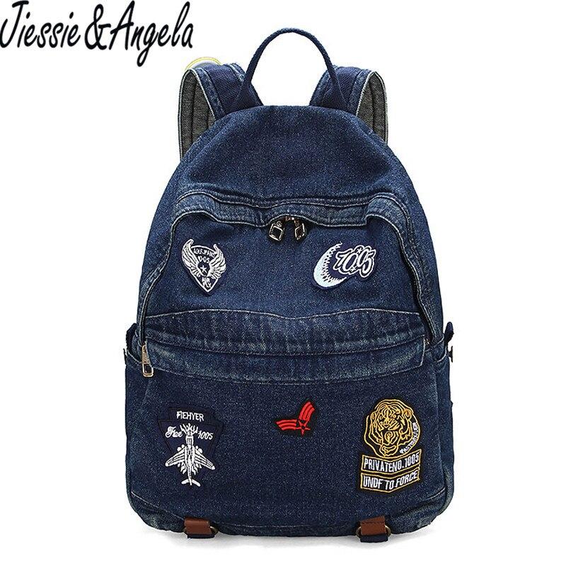 Джинсовые рюкзаки для девочек в школу сумки рюкзаки для конфет