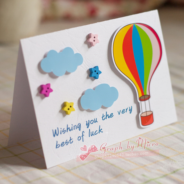 Card Making Ideas For Teachers Day Part - 48: Free Shipping Teachersu0027 Day Gifts High Quality Creative Valentineu0027s Day Card  3d Greeting Card Fire