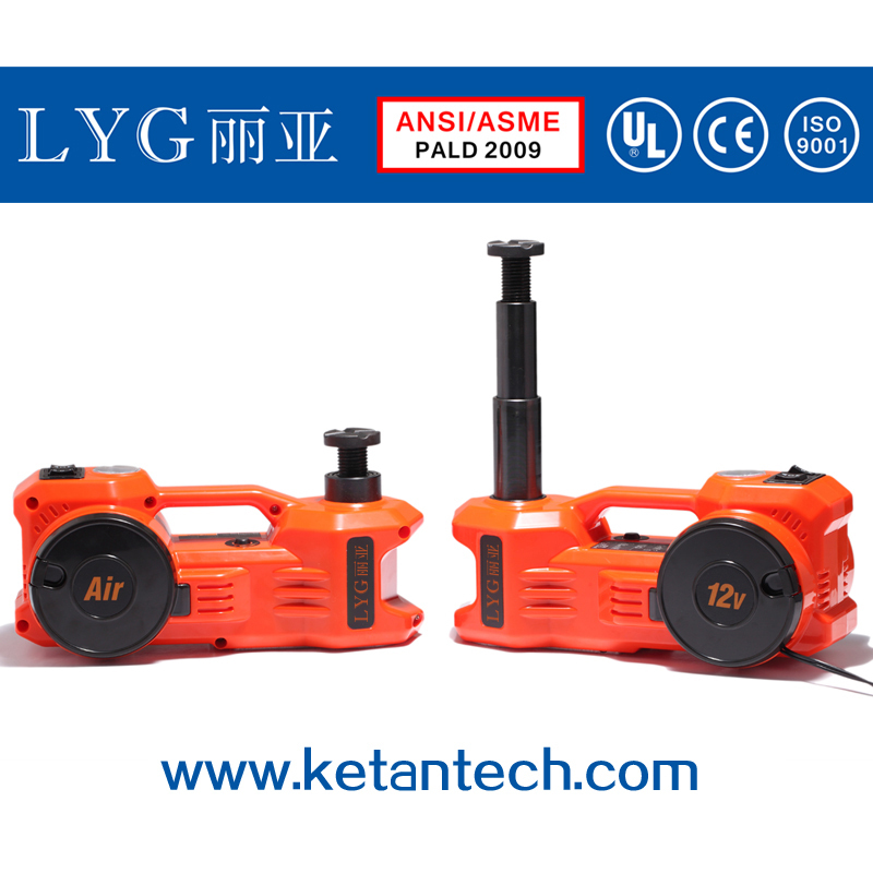 Portable electric hydraulic car jack 3 ton electric car ...