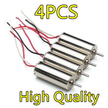 4pcs Hot Sell Eachine H8 Mini RC Quadcopter Spare Parts Motor 2pcs CW Motor and 2 pcs RW Motor