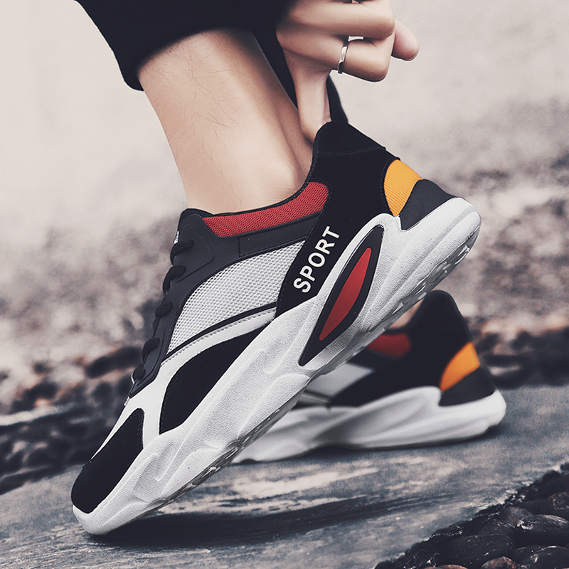 Well-Educated Official Original Authentic Men 90 Height Increasing Running Outdoor Sport 87 Athletic Shoes Deportiva 270 Max Size 44 Sneaker Sports & Entertainment Running Shoes