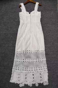 2019 New arrive white dress