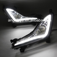 For HYUNDAI Elantra Avante Strip LED Daytime Running Light 2014 Year