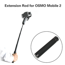 New Arrival Extension Stick Rod pole Scalable Holder for DJI OSMO Mobile 2 Handheld Smartphone Gimbal Accessories